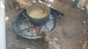 Bếp củi Sao Vàng Ngũ Cốc
