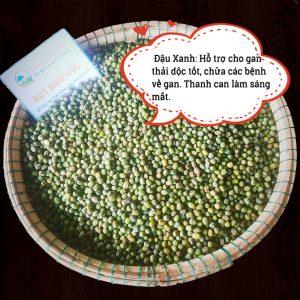 Đậu xanh - nên dùng đậu đen hay đậu xanh để giải độc