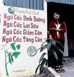 Biển hiện nơi sản xuất ngũ cốc Thương Nhà Quê tại Quảng Bình