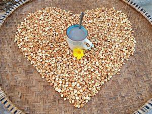 mua hạt sen khô ngon ở đâu